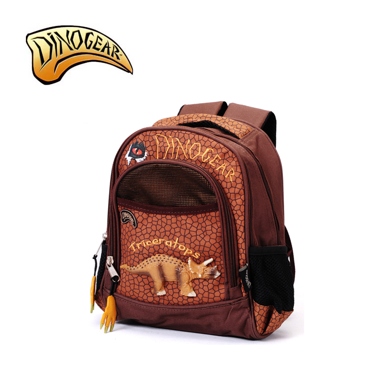 TRICERATOPS 3D SCHOOL BAG