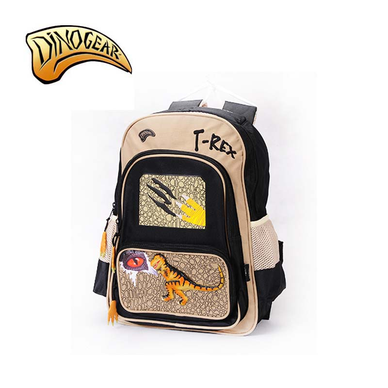 T-REX 3D SCHOOL BAG