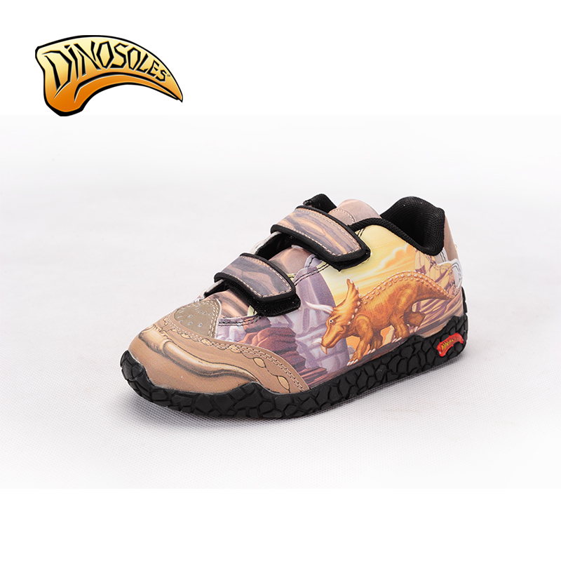 TRICERATOPS ANIMATION LOW-TOP