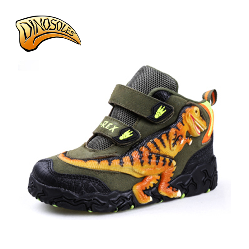 T-REX UNIQUE-COLOR 3D HI-TOP