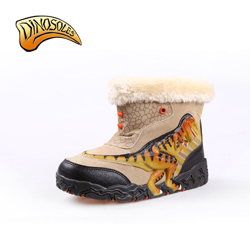 T-REX  3D WINTER BOOTS