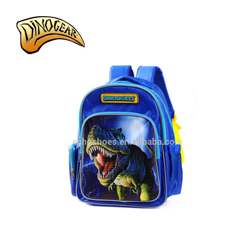 T-REX COLORFUL SCHOOL BAG