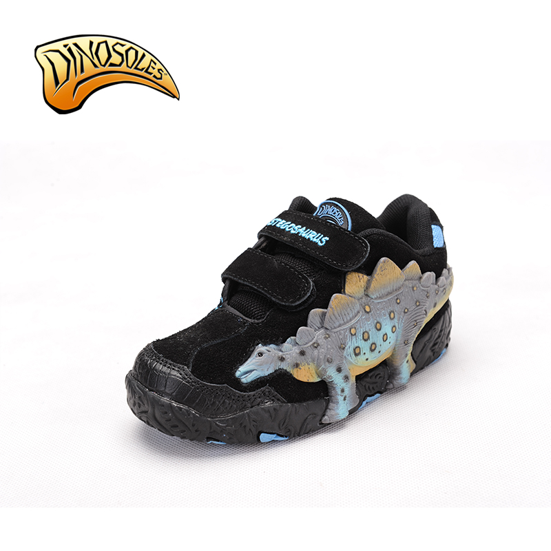 STEGOSAURUS  3D LOW-TOP