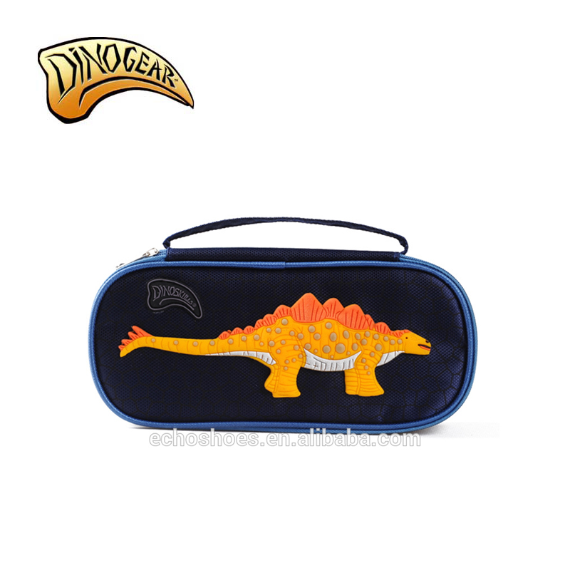STEGOSAURUS PENCIL BOX 2D