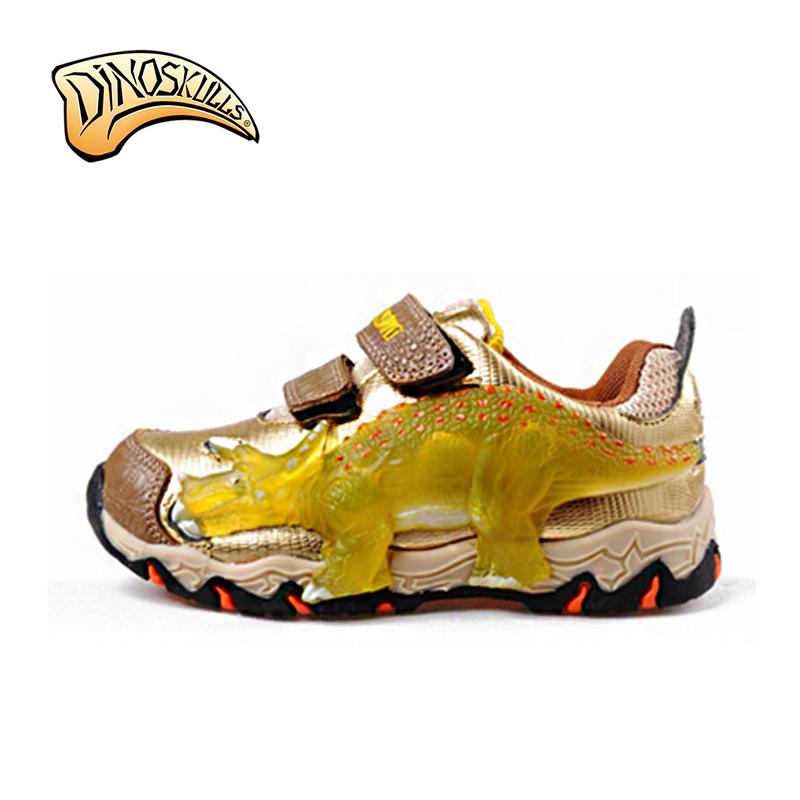 TRICERATOPS UNIQUE-GOLD 3D LOW-TOP